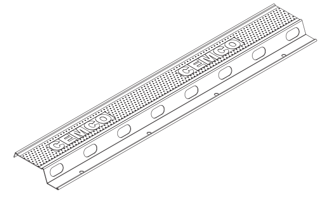 RC1 Resilient Channel Graphic