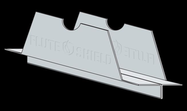 Flute Shield graphic