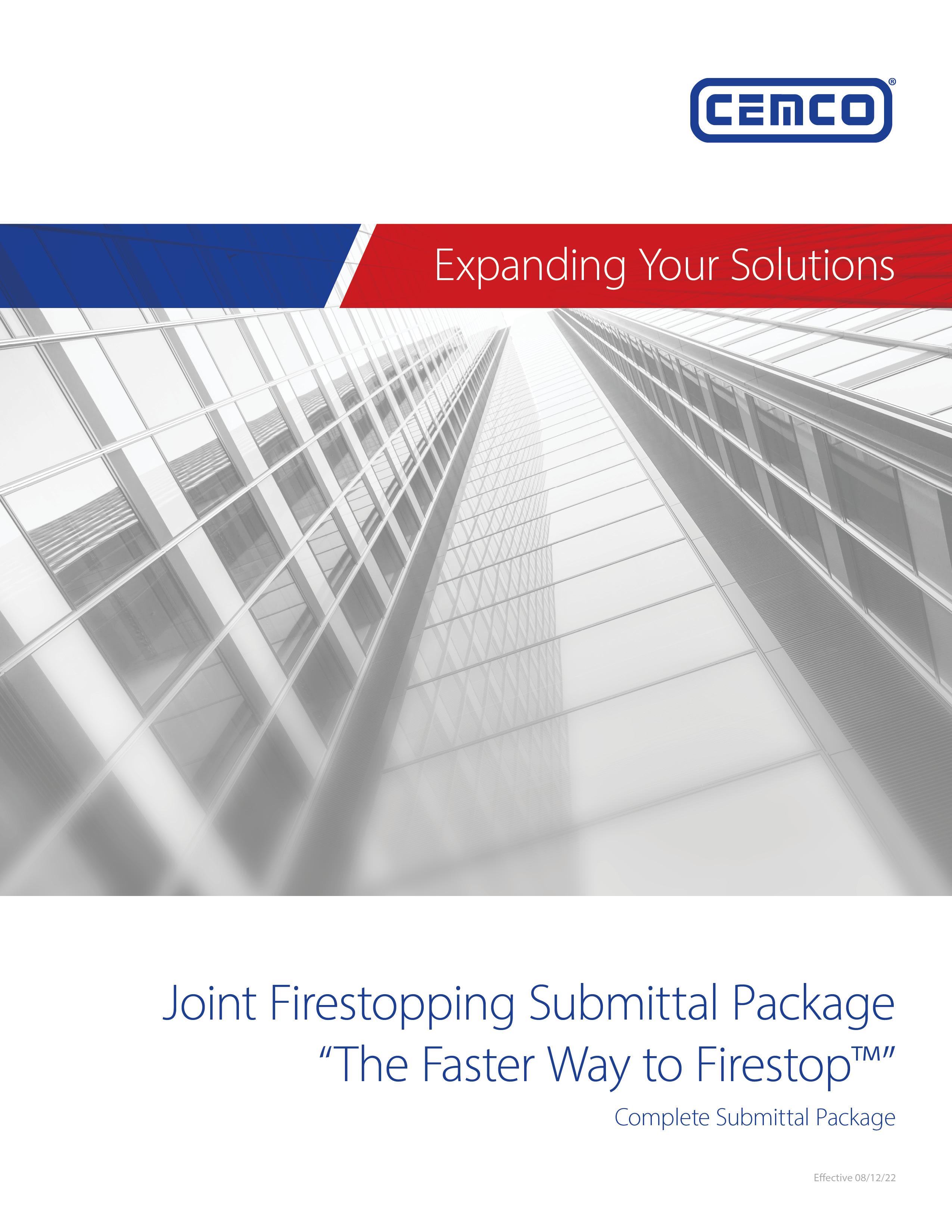 Joint FS Sub Pkg Catalog Cover