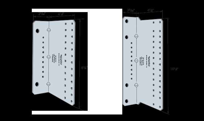 SJC Steel Joist Connectors
