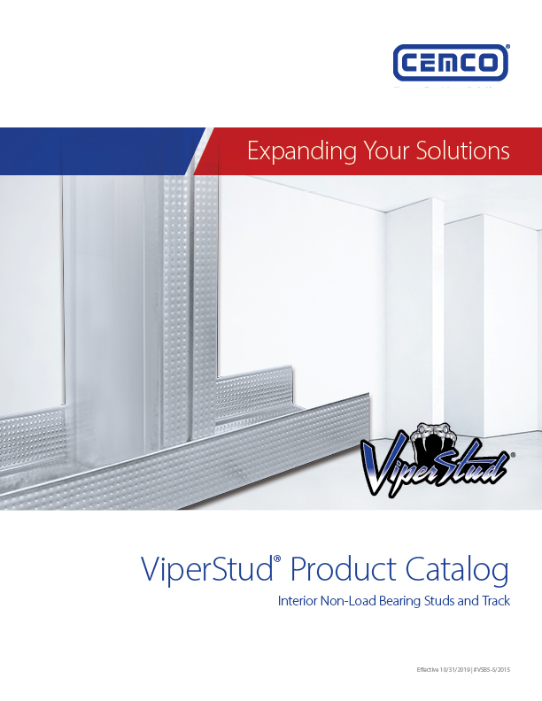 ViperStud Catalog Cover