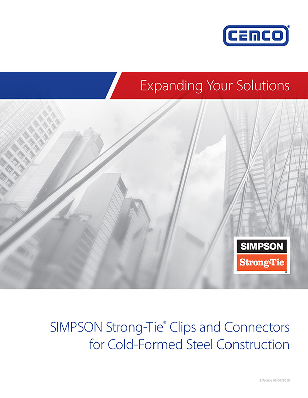 Simpson Clip Connector Cover