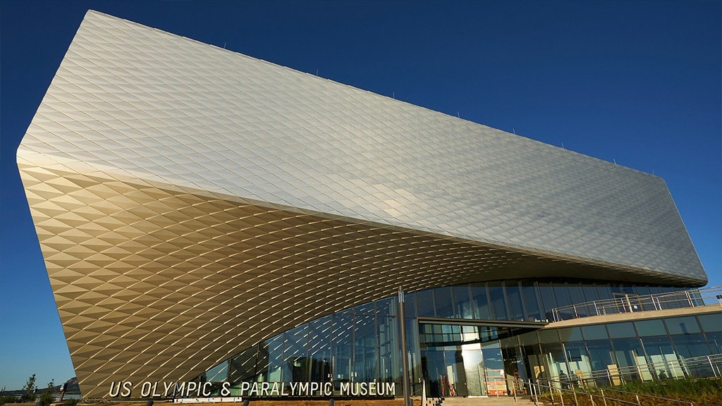 Olympic Museum 1